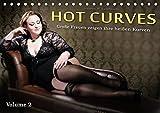 Hot Curves Volume 2 (Tischkalender 2018 DIN A5 quer): Große Frauen zeigen ihre heißen Kurven! (Monatskalender, 14 Seiten ) (CALVENDO Menschen)
